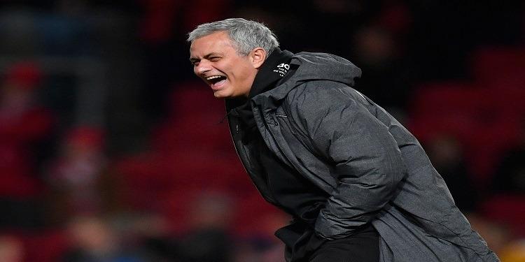 مورينهو يغضب جماهير مانشستر يونايتد مجددا