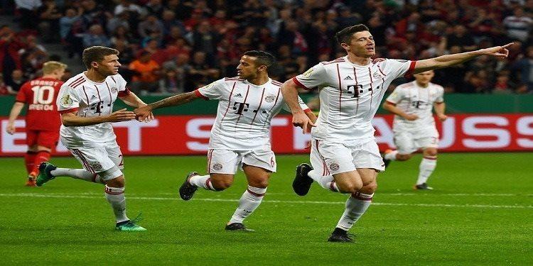 Le Bayern de Munich en finale de la Coupe d'Allemagne