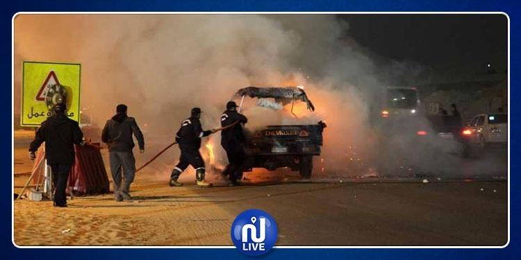 انتحاري يفجّر نفسه وسط القاهرة
