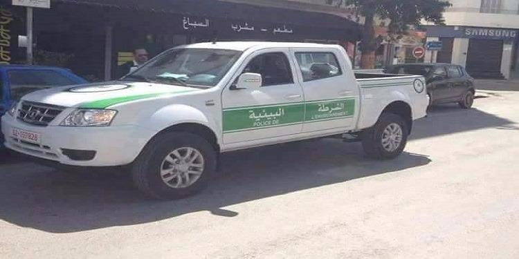 سيارات الشرطة البيئية في شوارع العاصمة: رياض المؤخر يوضح