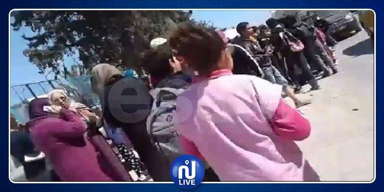 سيدي بوزيد: تسمم عدد من تلاميذ الابتدائي بـ''كسكروت تن''