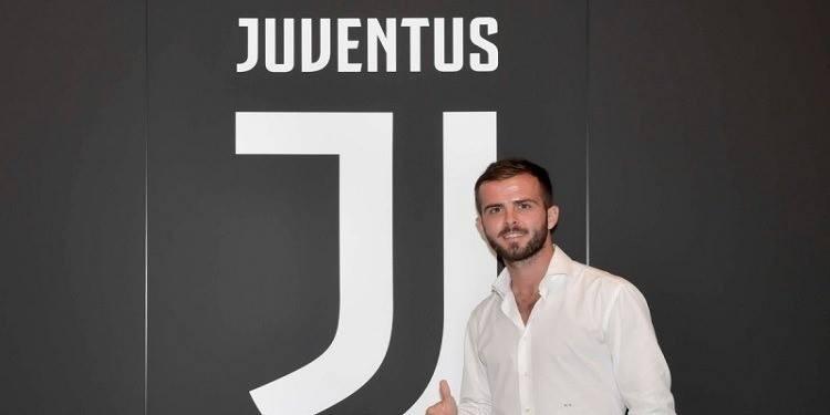 Le Bosniaque Pianic prolonge à la Juventus jusqu'en 2023