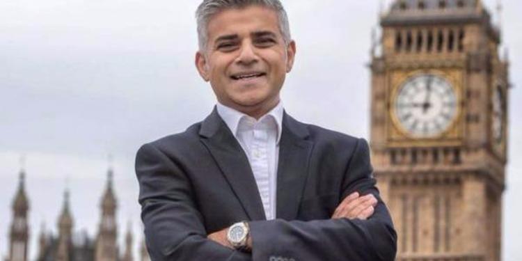 Royaume-Uni : Sadiq Khan premier maire musulman de Londres