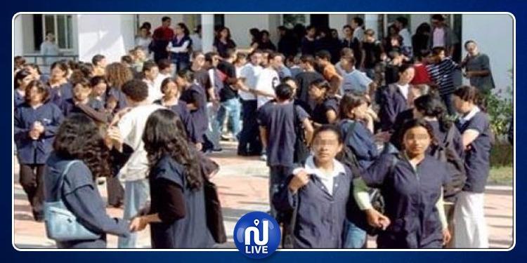 الزهراء: تلاميذ المعهد الثانوي إبن رشيق يمتنعون عن دخول أقسامهم