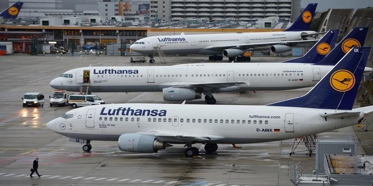 ألمانيا: إلغاء أكثر من 800 رحلة جوية