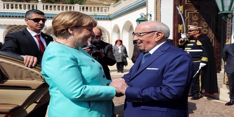 الباجي قايد السبسي: تونس تحترم اتفاقياتها عندما يحترم الطرف الآخر اتفاقياته... والإتفاق التونسي الألماني لا يمس من سيادة تونس
