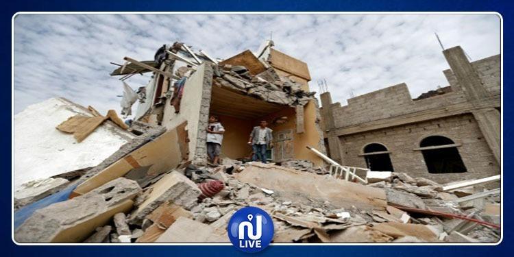 Le Yémen visé par de violents raids aériens...