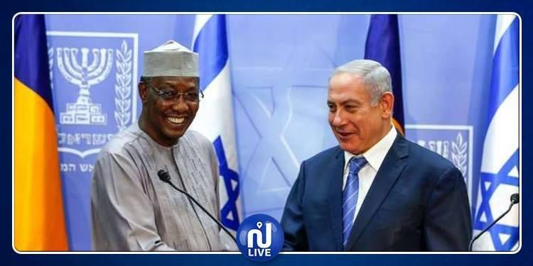 Dans une visite inédite: Netanyahou au Tchad