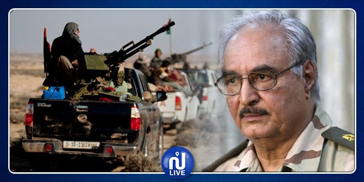 ليبيا: جيش خليفة حفتر يعلن سيطرته على أول مدينة غرب البلاد