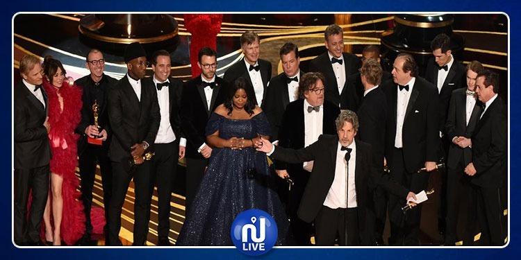 ''غرين بوك'' يفوز بأوسكار أفضل فيلم