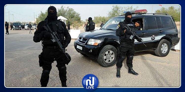 إيقاف إرهابي من كتيبة عقبة بن نافع كان ينوي استهداف أمنيين