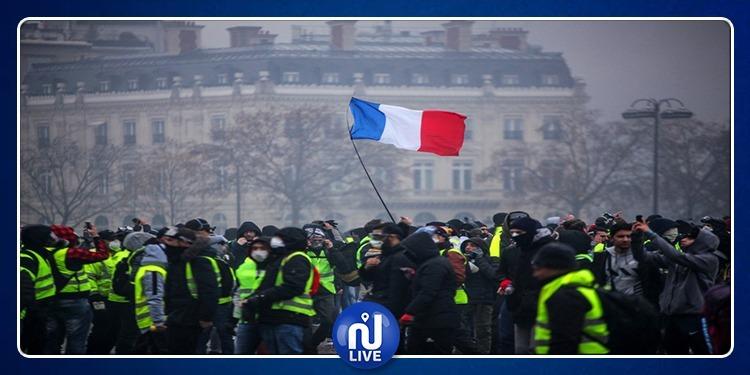 France-Gilets jaunes: 1000 arrestations, plus de 720 gardes à vue