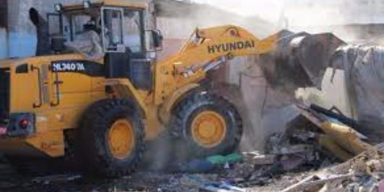 قابس: حملة لمقاومة البناء الفوضوي