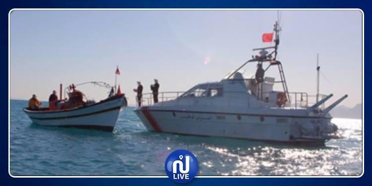 احباط عملتي اجتياز الحدود البحرية خلسة من سواحل قليبية و بني خيار