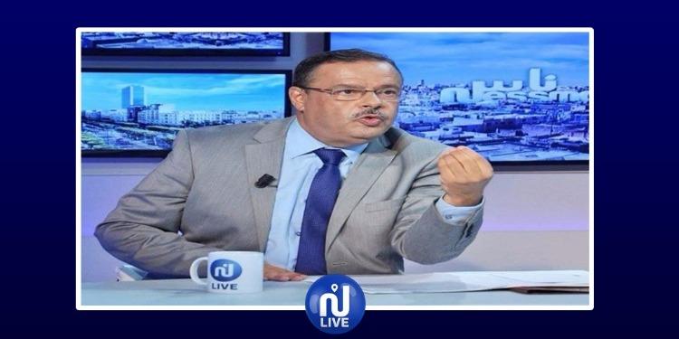 سمير الطيب: '' من حق رئيس الجمهورية أن يغضب ''