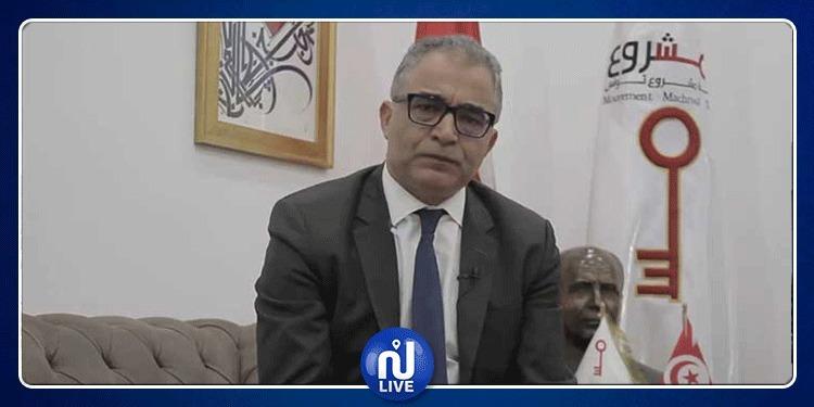 حركة مشروع تونس: محسن مرزوق لم يعد أمينا عامّا