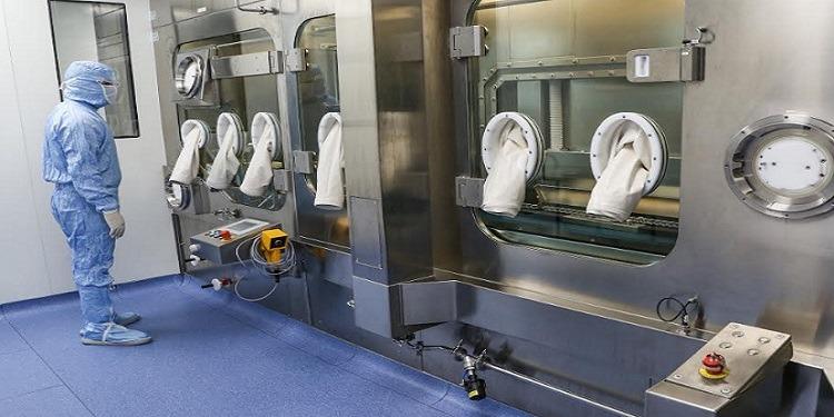 Une unité de production de médicaments de chimiothérapie, à Nabeul