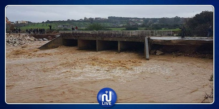 جندوبة: مخاوف من فيضانات محتملة