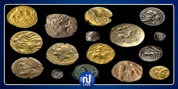 Djerba: saisie de 1300 pièces d'antiquité