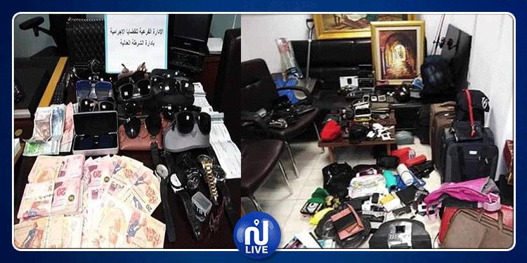 تونس الكبرى: الإطاحة بمنحرف له سوابق عدلية في السرقات