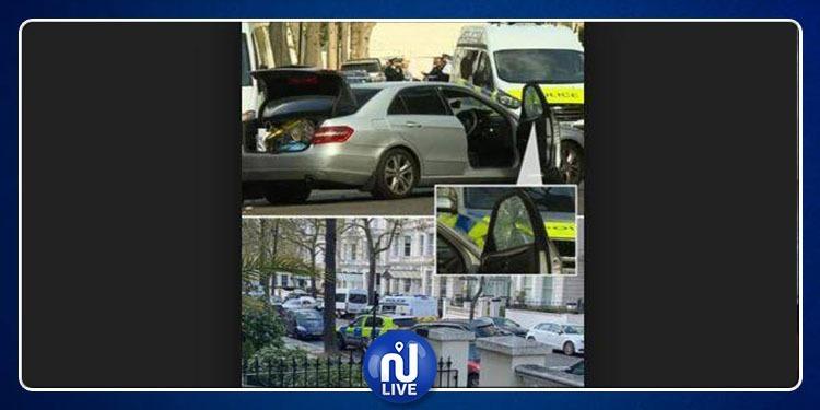 لندن: الشرطة تطلق النار على سيارة استهدفت سفيرا أجنبيا