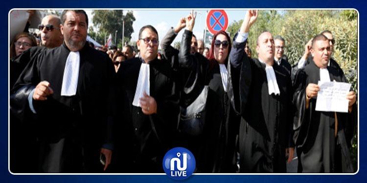 Les avocats en grève, lundi prochain