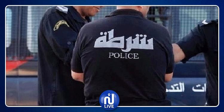 سليانة: إيقاف 36 شخصا في حملة أمنية موسعة