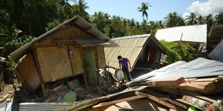 Indonésie: nouvelle réplique de magnitude 5,9, à Lombok