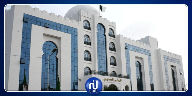 المجلس الدستوري الجزائري يعقد إجتماعا عاجلا