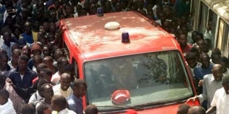 السنغال: مصرع 20 شخص وإصابة آخرين في إندلاع حريق في إحتفال ديني