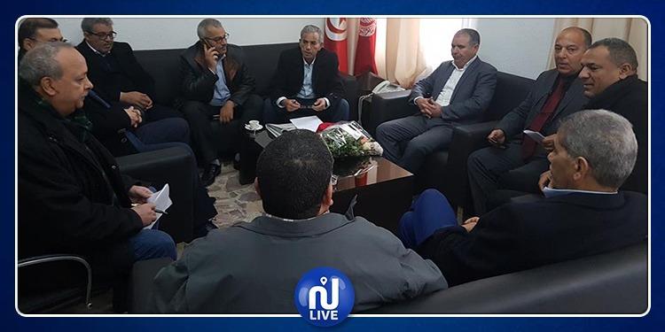 اجتماع المكتب التنفيذي الوطني لاتحاد الشغل