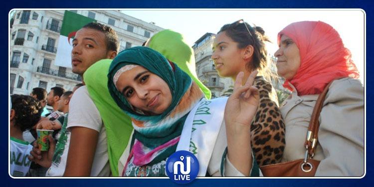 Des Algériennes partent en croisade contre le port du hijab...