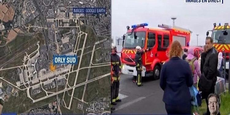 باريس: مقتل رجل بإطلاق نار.. وإخلاء مطار أورلي