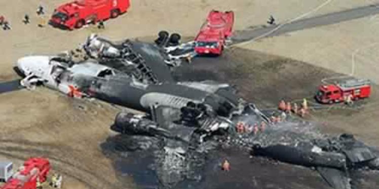 هذه أسباب سقوط الطائرة الإماراتية