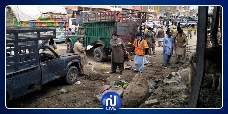 Pakistan: Près de 20 morts dans l'explosion d'une bombe…