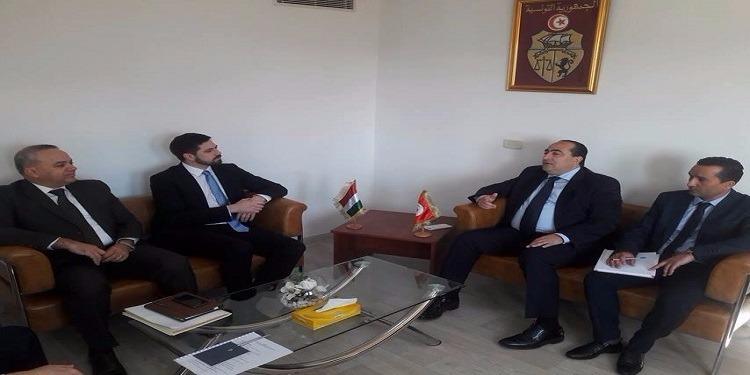 إحداث خط جوي بين تونس وبوداباست