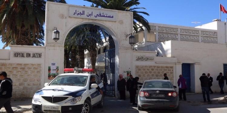 القيروان: إيقاف 3 شبان فى حالة سكر اعتدوا على ممرضة وعون أمن فى مستشفى إبن الجزار