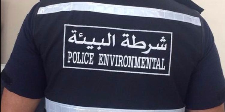 باجة: الشرطة البيئية تحرّر 10 محاضر ومخالفات بيضاء