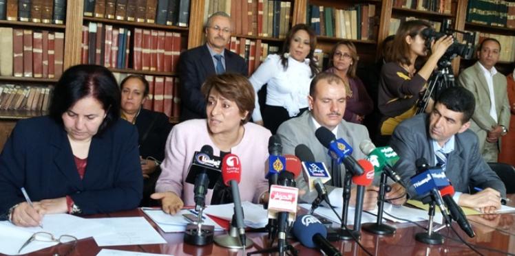 فتح باب الترشح لعضوية المكتب التنفيذي لجمعية القضاة التونسيين