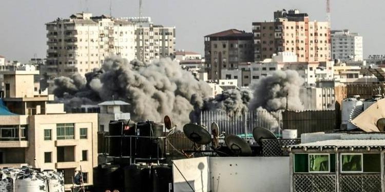 Nouvelle agression israélienne contre les populations civiles de Gaza