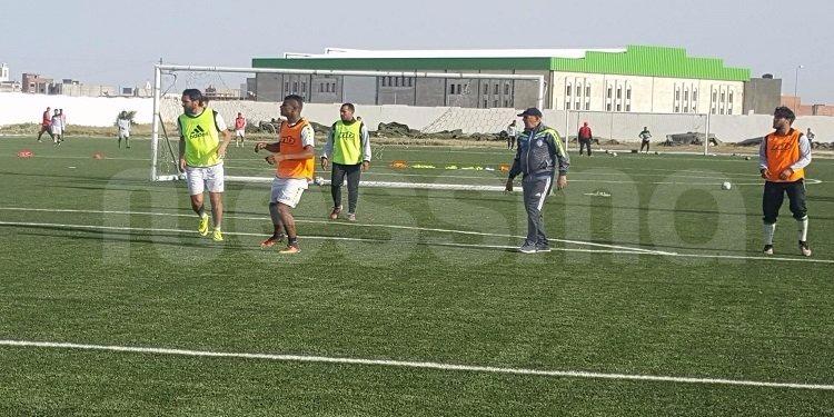 الشبيبة القيروانية : عودة المدرب خميس العبيدي للإشراف على تدريبات الفريق