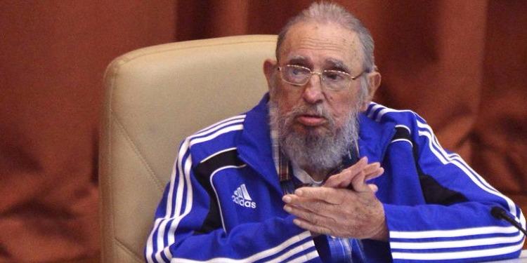 Fidel Castro en Adidas, est-ce de la Pub?