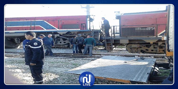 صفاقس: أعوان السكة الحديدية يتهمون قوات الأمن بالاعتداء عليهم