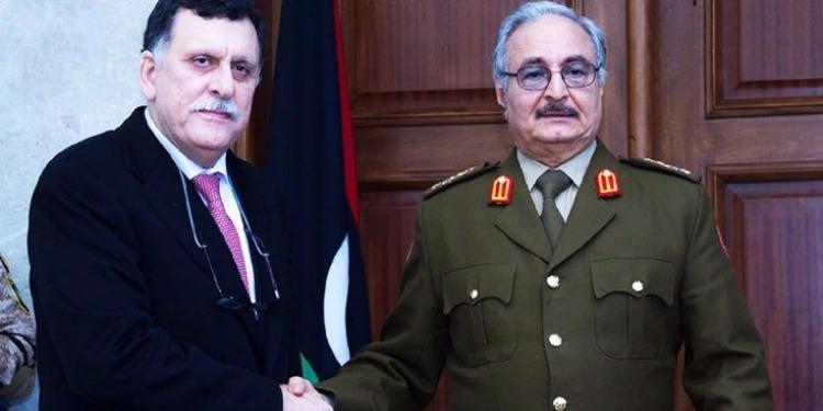 ليبيا: الاتفاق على وقف إطلاق النار ودمج المقاتلين في القوات النظامية