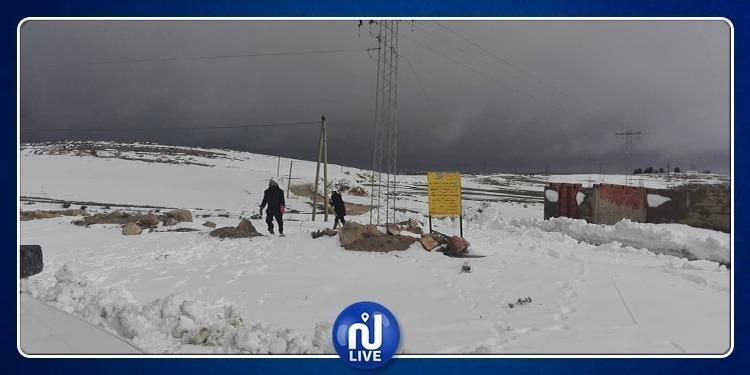 Intempérie-Kasserine: Rétablissement progressif de l'électricité…