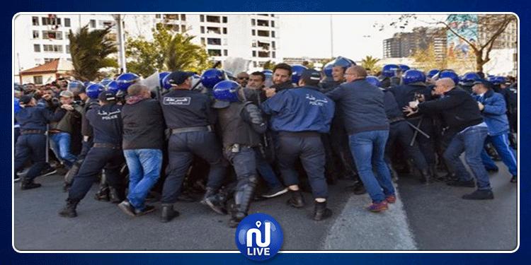 الجزائر: ارتفاع كبير في حصيلة المعتقلين والمصابين في الإحتجاجات