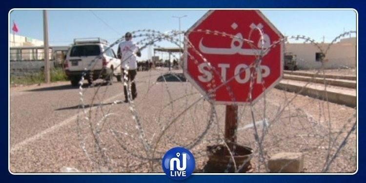 إيقاف 15 أجنبيا بالمنطقة العسكرية بنقردان