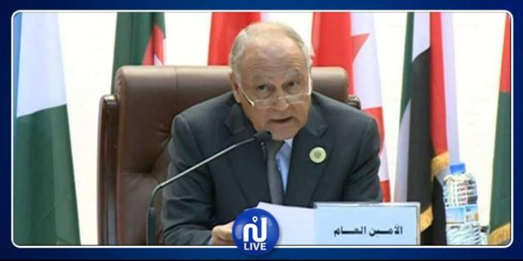 أحمد أبو الغيط من تونس: الجولان أرض سورية عربية محتلة