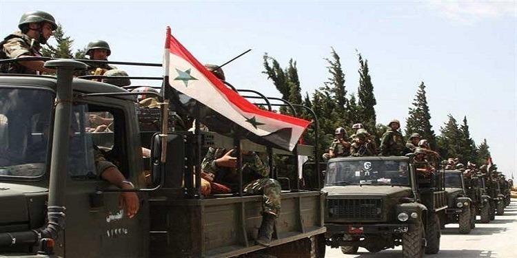 L'armée syrienne reprend la zone du Qalamoun Est, près de Damas