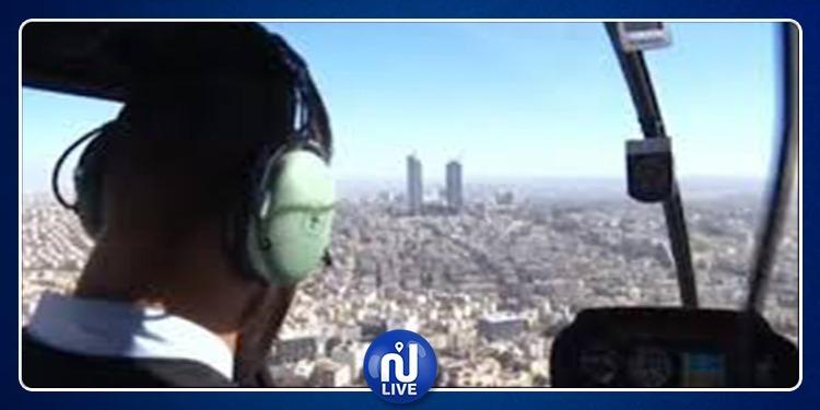 لتفادي الإزدحام المروري..إطلاق خدمة التاكسي الطائر في الأردن(فيديو)